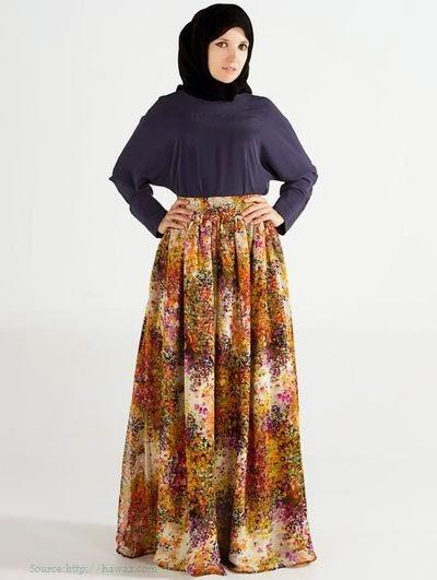 Mode hijab chic