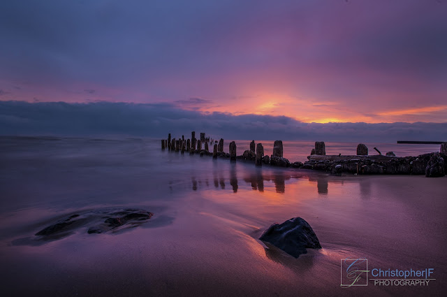Chicago Sunrise HDR