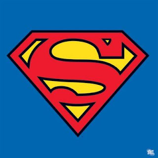 anonymous superman logo
