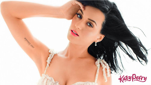Katy Perry Body tattoo Wallpapers