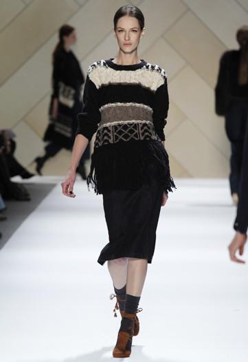 Beyond buckskin native inspired collections at new york fashion week