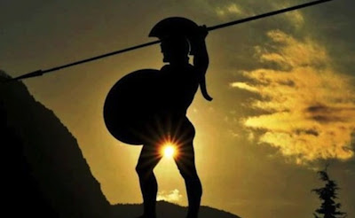 Thermopylae remembers the 300 Spartans