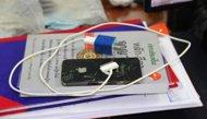 Pria Thailand Tewas Saat Gunakan iPhone
