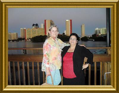 Ana Ridzi y Anairma Vega