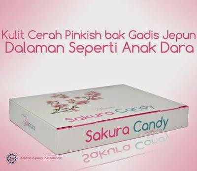 Sakura Candy
