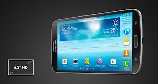 Harga HP Samsung Galaxy Mega Duos 6.3