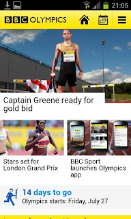 BBC Olympics - Free