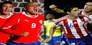 Partido Amistoso Chile Vs Paraguay fue confirmado