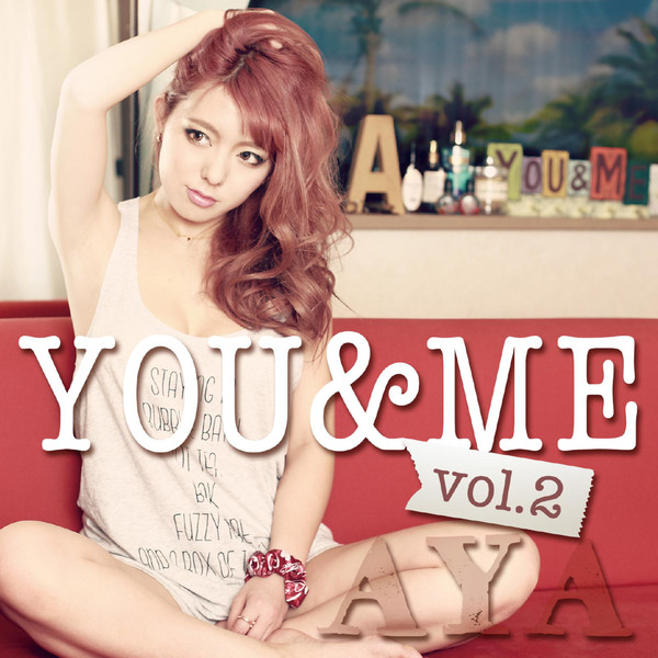 [Single] AYA – YOU&ME – vol.2 (2016.04.22/MP3/RAR)
