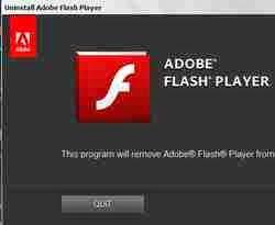 Free Download Adobe Flash Player Uninstaller
