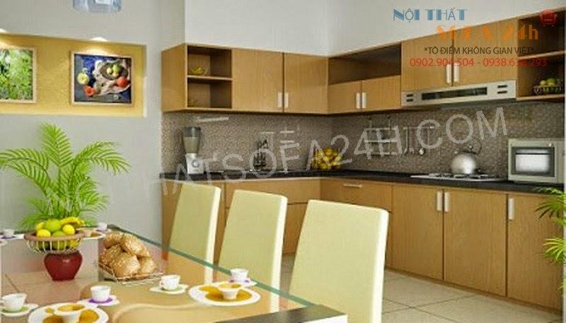 Tủ bếp TB063