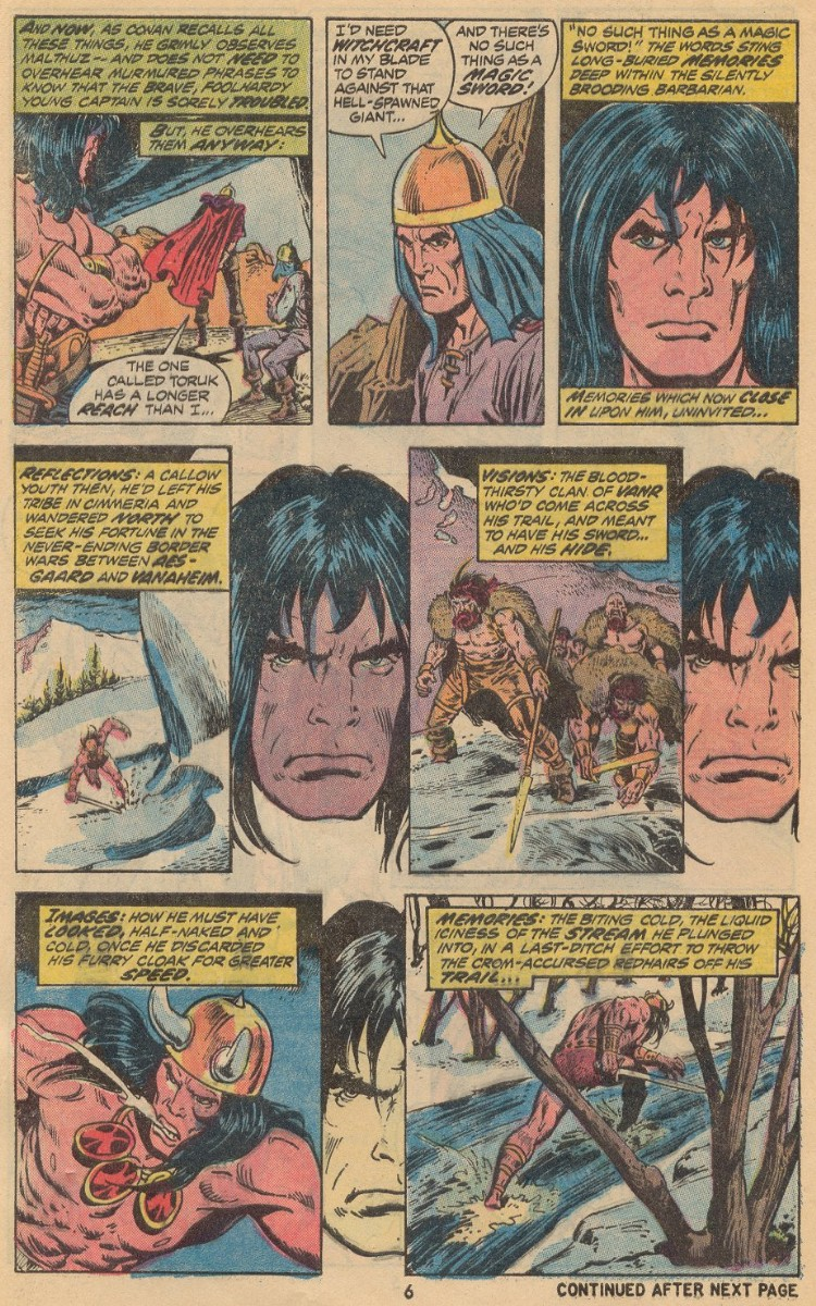Conan the Barbarian (1970) Issue #31 #43 - English 6