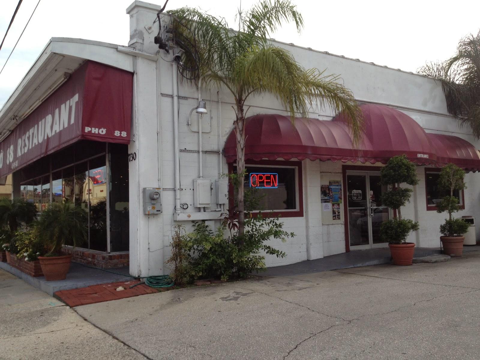 Restaurante vietnamita Pho 88 Vietnamese em Orlando