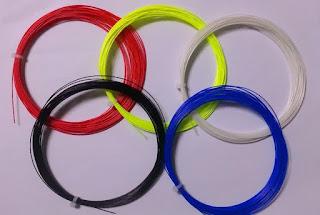 Senar Raket Badminton / Bulutangkis