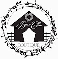 Visit me at Barn Chic Boutique!