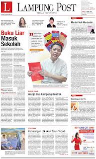 Koran Lampung Post Hari Ini