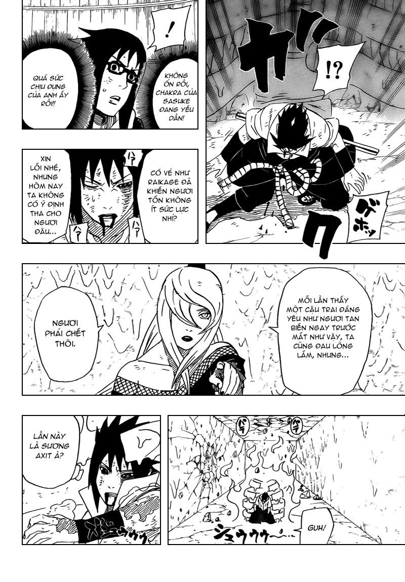 Naruto chap 466 Trang 8 - Mangak.info