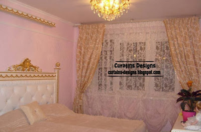 embossed curtain design for luxury bedroom Embossed curtain designs and draperies for bedroom, Luxury embossedcurtains