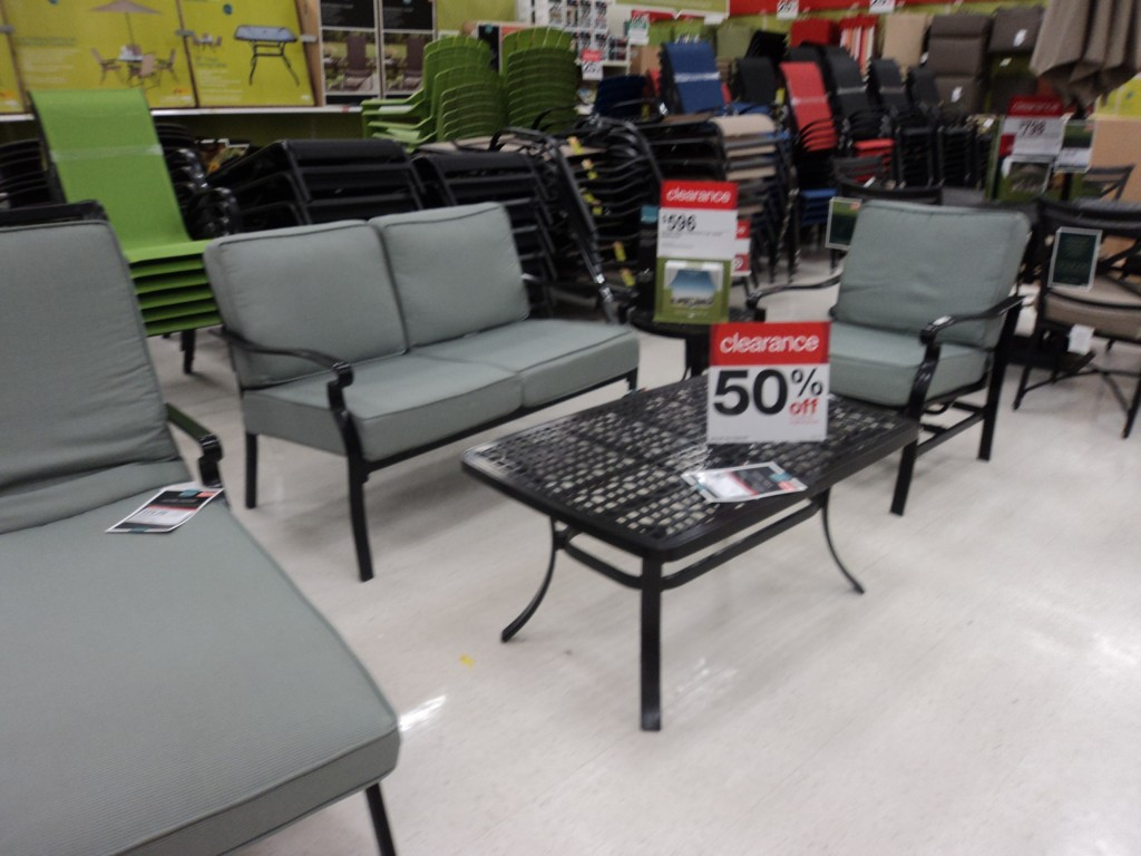 Charming Target Patio Furniture Sale