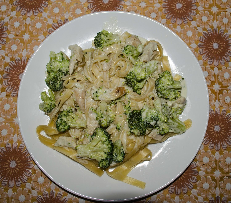 Брокколи и цветная капуста в сливочном соусе рецепт пошагово