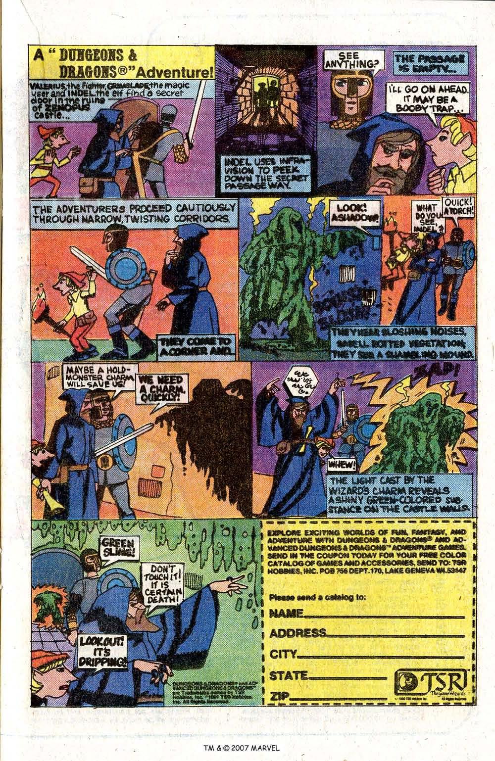 Captain America (1968) Issue #260 #175 - English 17