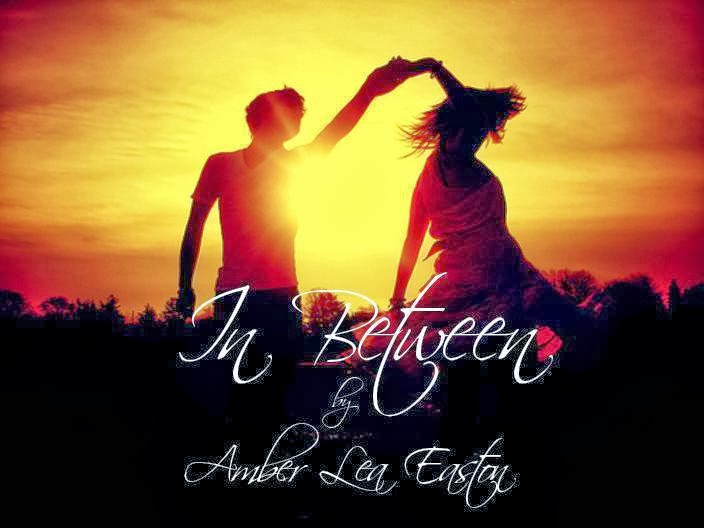 In Between, blog exclusive romance novel