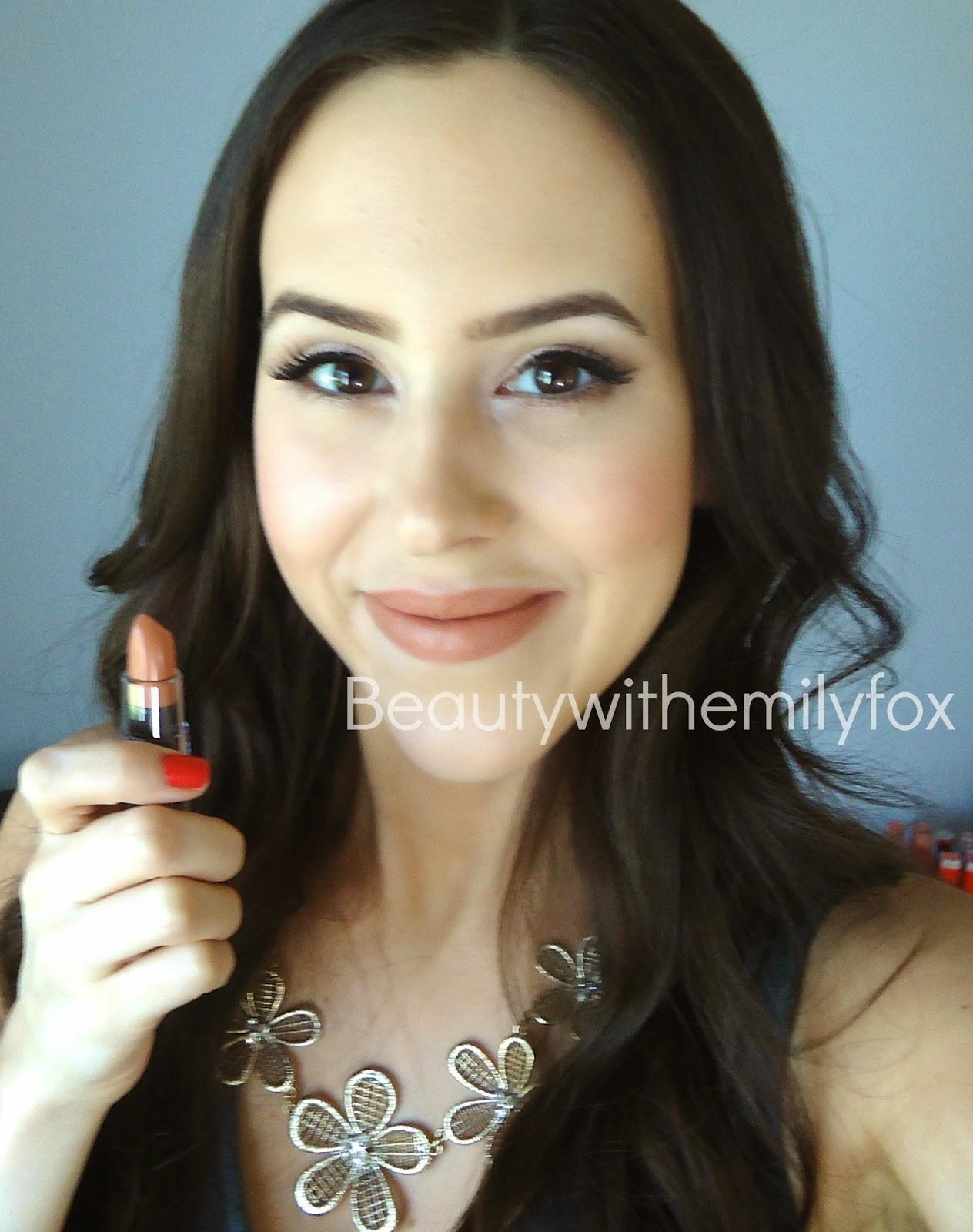 Beautywithemilyfox: NYX Matte Lipsticks - New Shades 2014