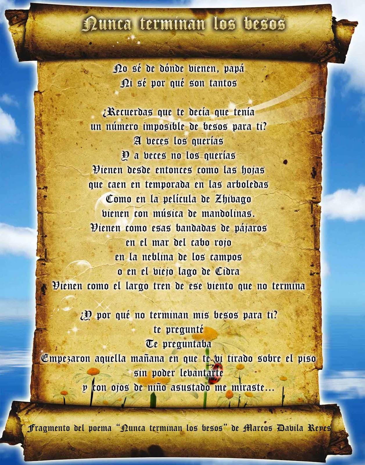 Poemas Para El Papa