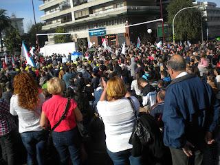 14-N Praza de América, 2012
