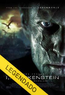 Frankenstein: Entre Anjos e Demônios – Legendado