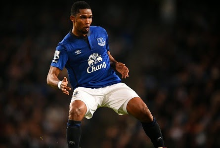 Roberto Martinez reveals Eto'o links