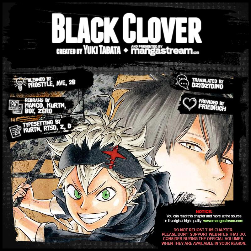 Black Clover Chapter 120-1
