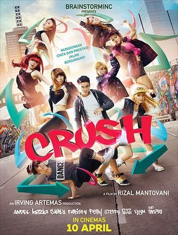 CRUSH | Film Terbaru Cherry Belle 2014