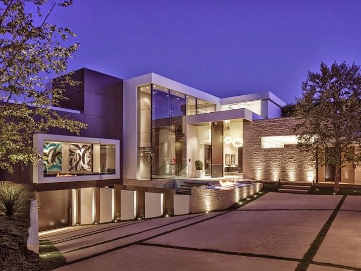 Самые красивые дома беверли хиллз