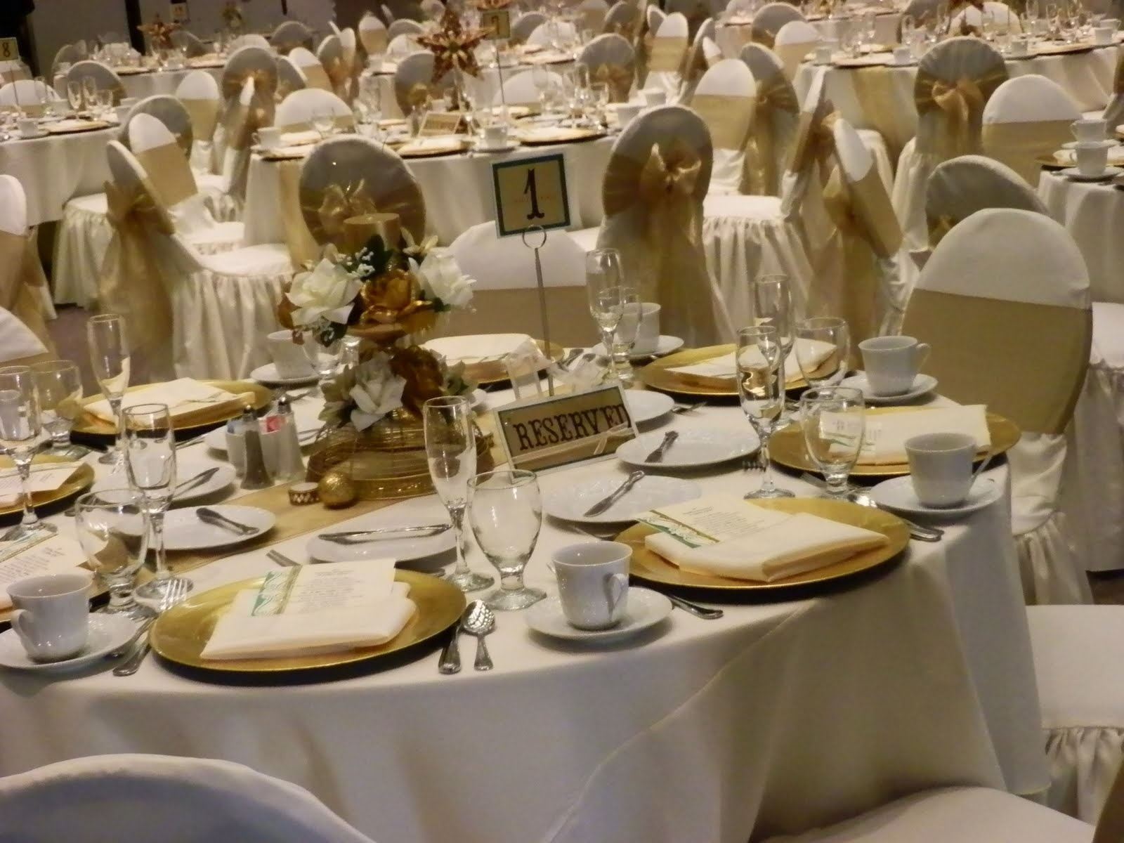 Sbd events the event specialist for 50 anniversary decoration