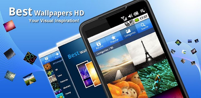 Best Wallpapers HD 2.2.4