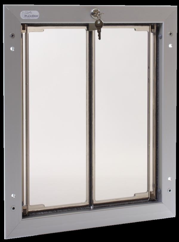 Plexidor pet doors february 2013 for Door with dog door