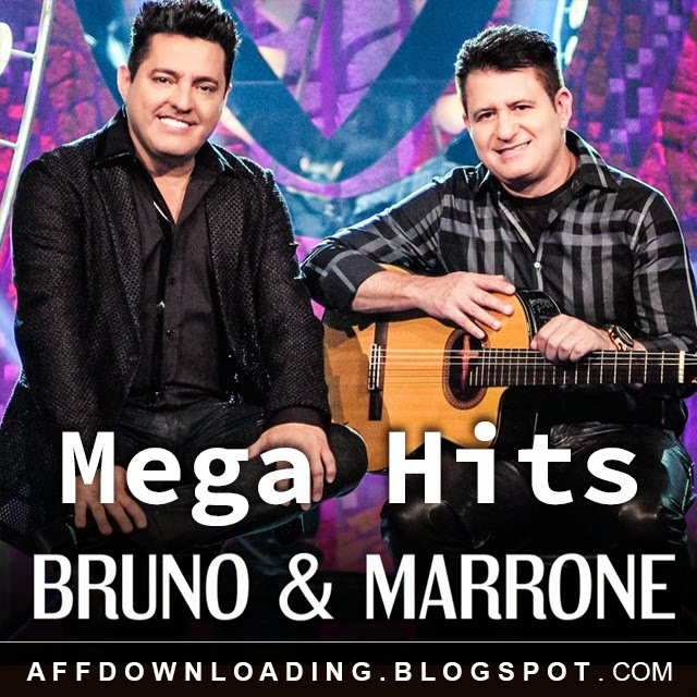 Bruno & Marrone – Mega Hits – 2015