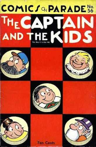 The Katzenjammer Kids, Bibì e Bibò