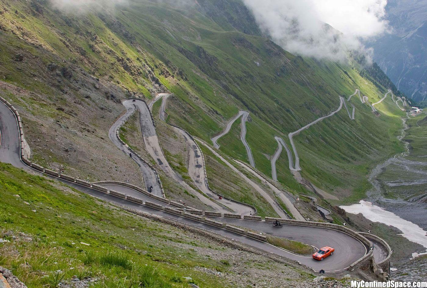 Bmw Mountain View >> Skandynawia- Dania, Szwecja, Norwegia: Trollstigen- Droga Trolli w Norwegii