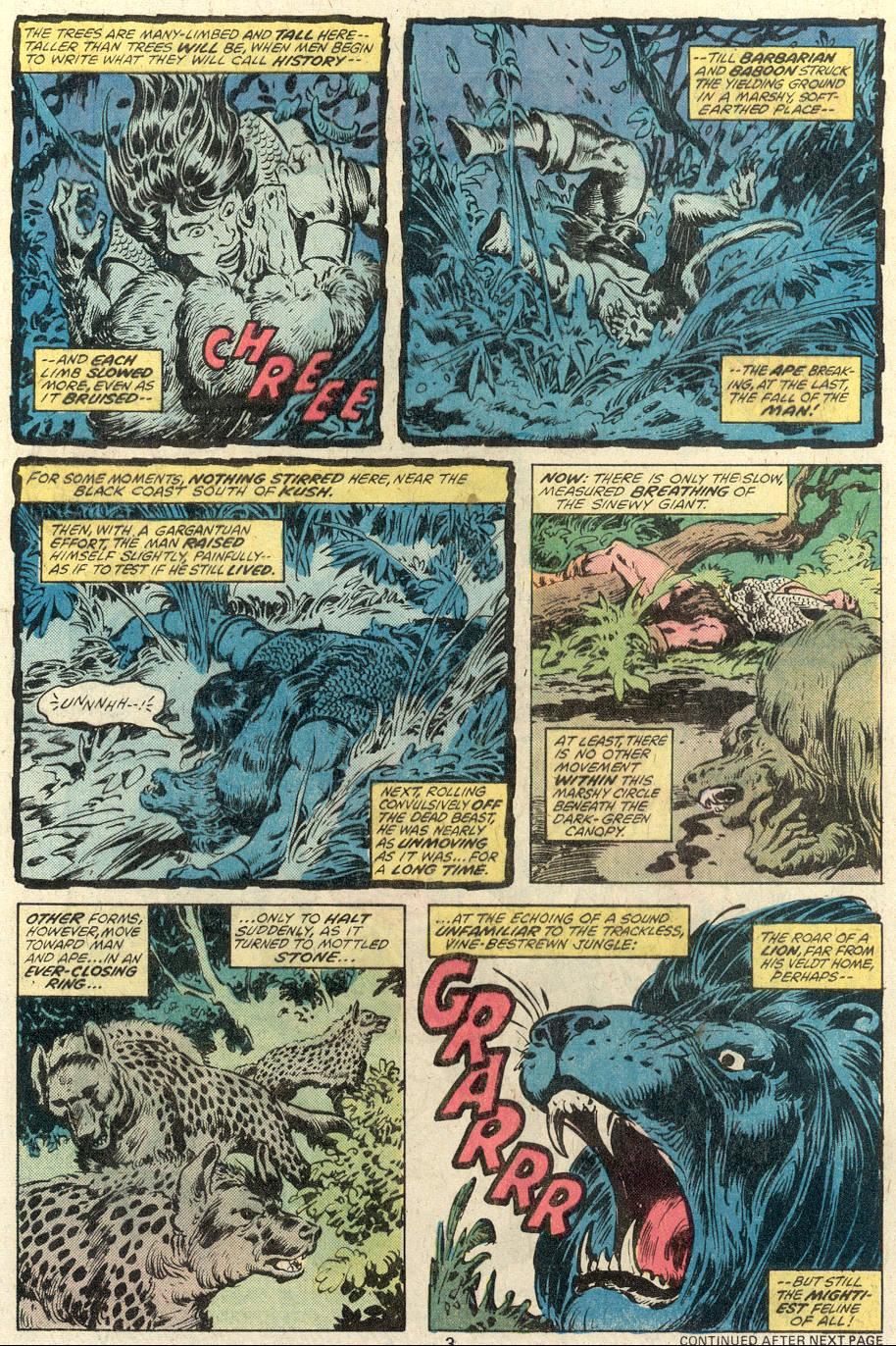 Conan the Barbarian (1970) Issue #95 #107 - English 4