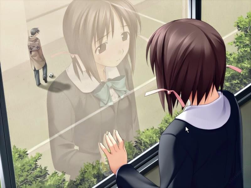hình anime buồn