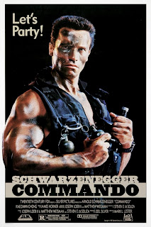 Ver online:Comando (Commando) 1985