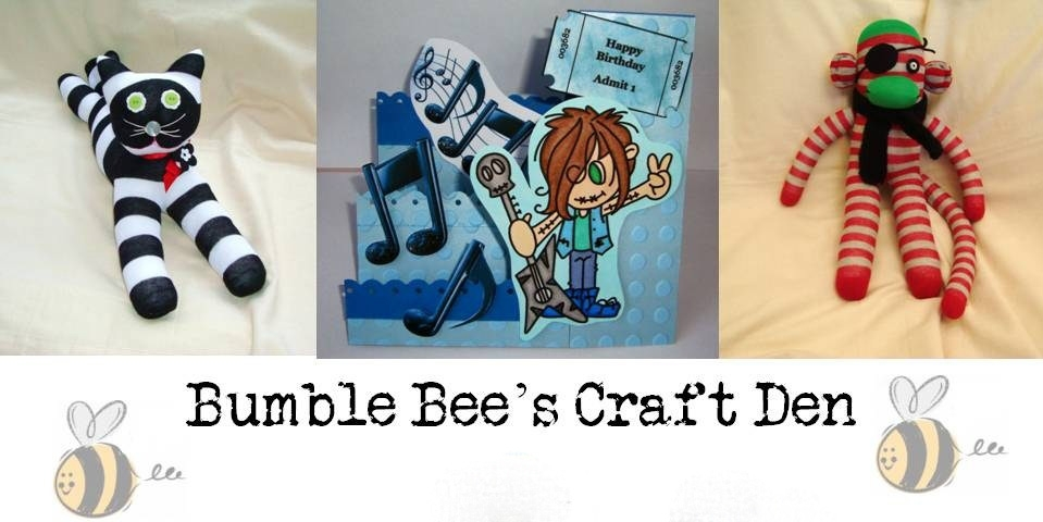 Bumble Bee&#39;s Craft Den