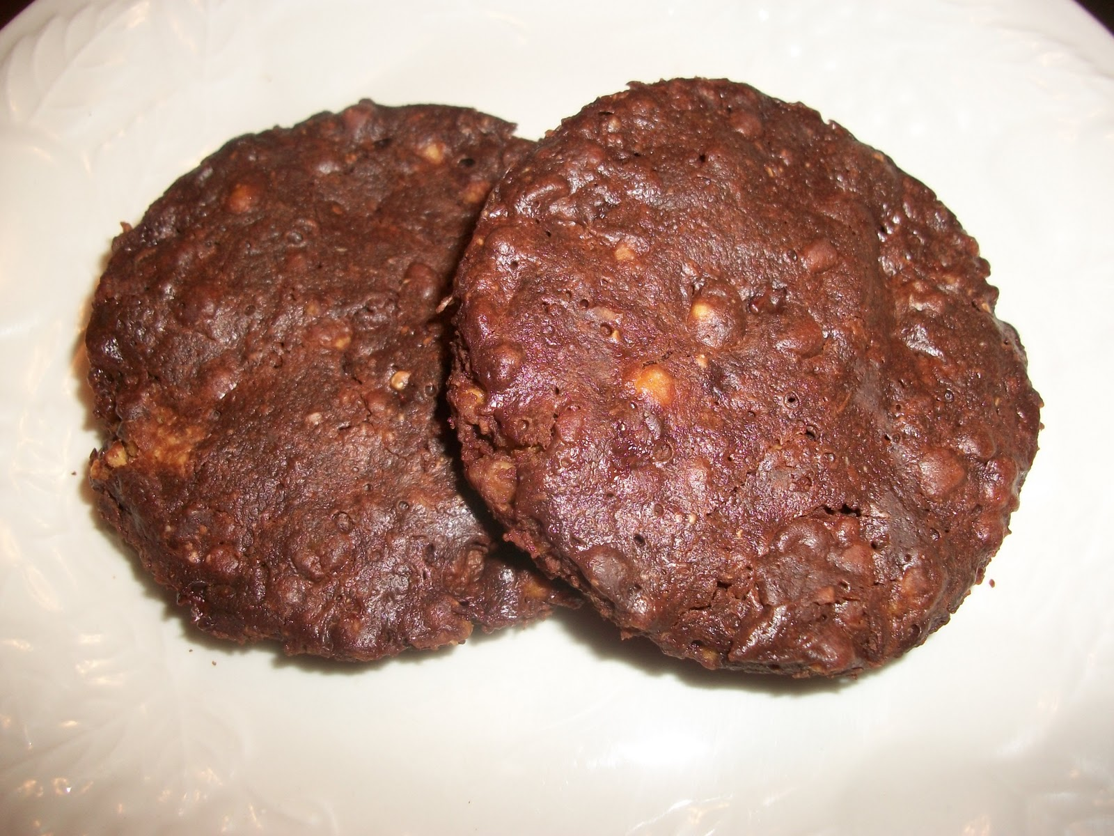 Chocolate Crunch Cookies Sandy 39 S Kitchen