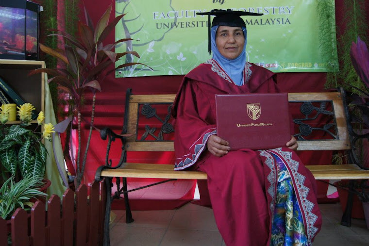 mama with in my graduation day