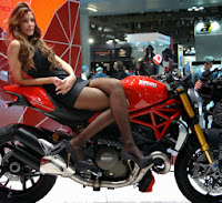 EICMA World's larger Motorcycling event