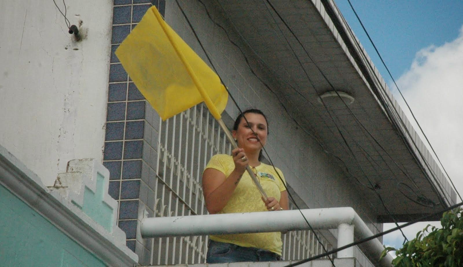 Ouro Velho segue firme com os candidatos da prefeita Natália de Dr. Júnior