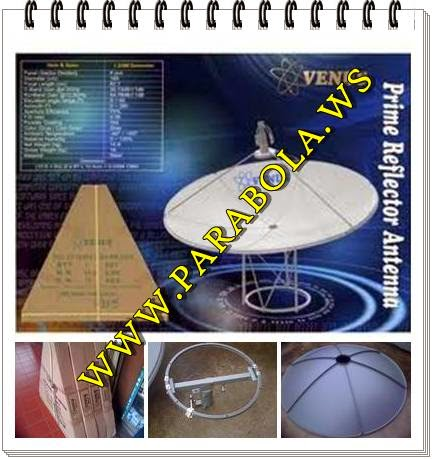 antena parabola venus solid 6 feet