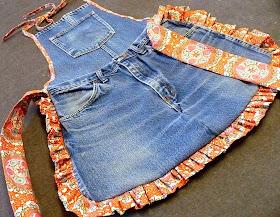Bluejeans apron13